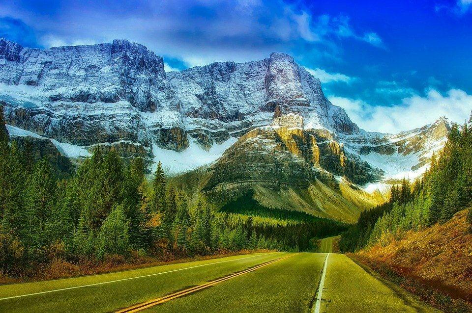 Découvrir 2 des plus beaux parcs de l'Ouest canadien