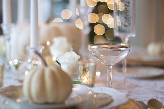 Tout pour préparer un diner romantique inoubliable