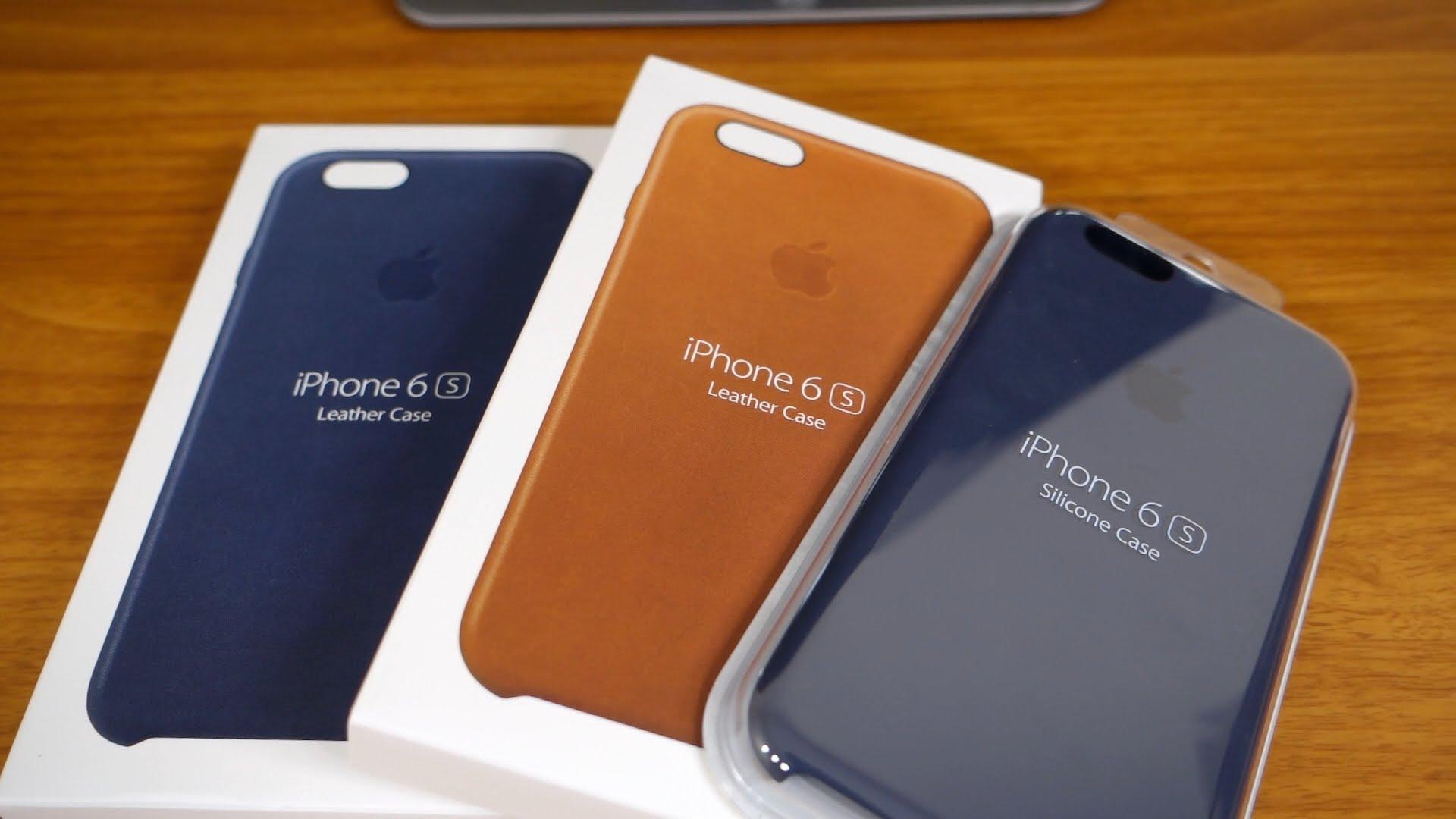 choisir le modèle de coque iPhone 6S