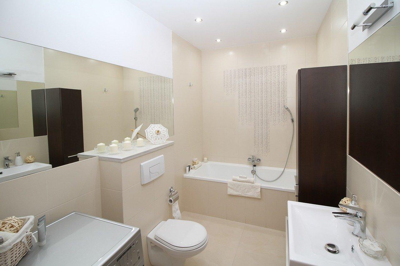 Spot Au Dessus Lavabo comment placer des spots dans une petite salle de bain