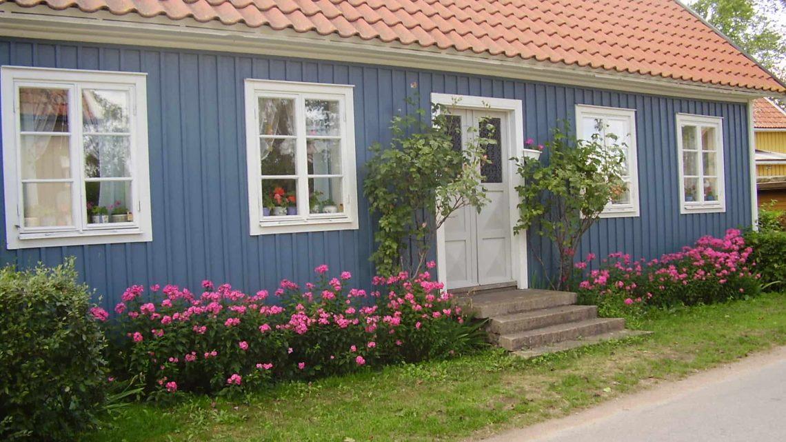Voici la raison pour laquelle la peinture suédoise est très appréciée