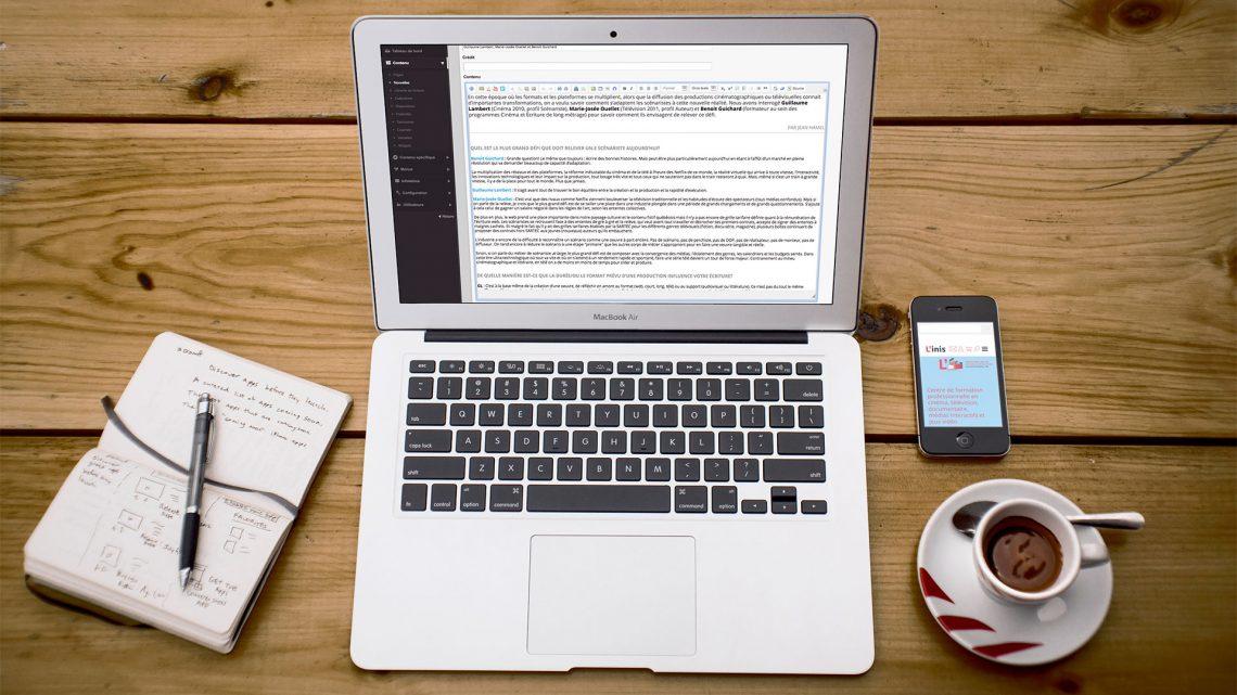 Comment se former à la rédaction web professionnelle?