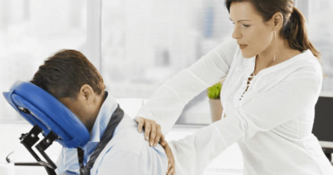 Le massage assis, pour atteindre son équilibre de bien-être