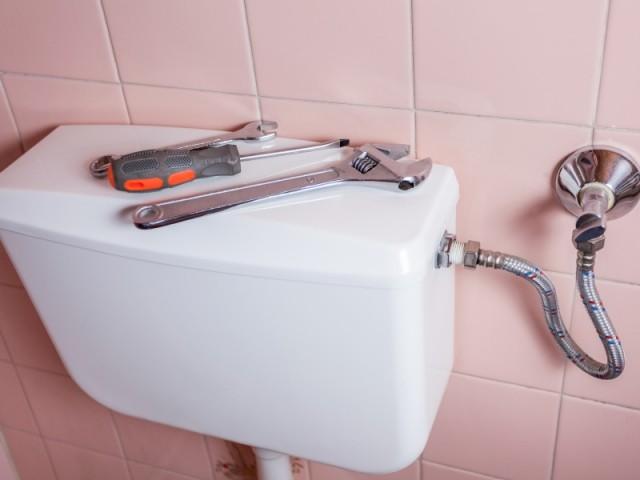 Flotteur wc: comment le régler ou le changer?