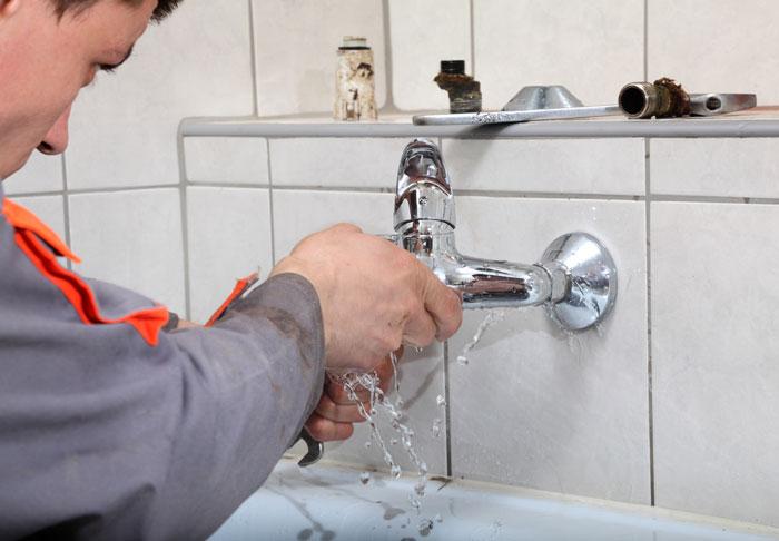 Comment réparer les fuites ?