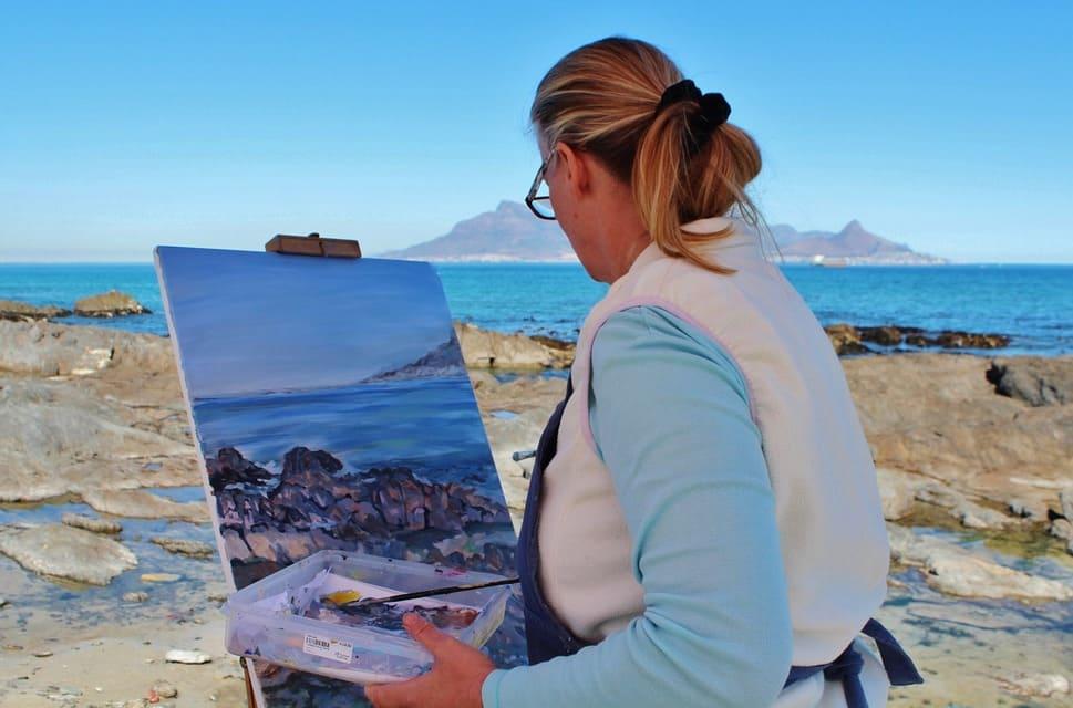 Artiste-peintre, un talent inné ou un art qui s'apprend ?
